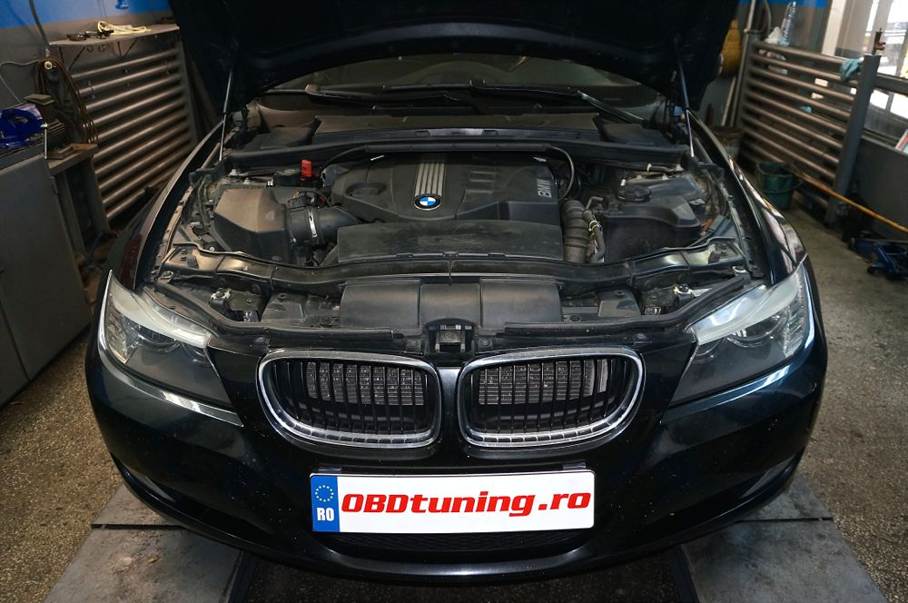Anulare dpf BMW320d - 12