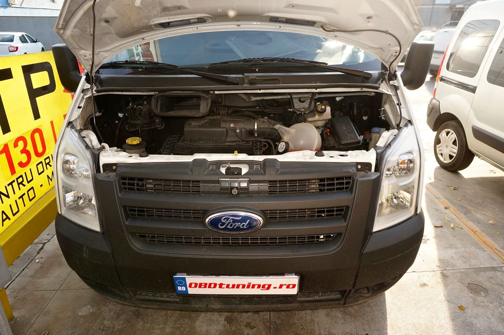 Anulare dpf Ford Transit 2.2tdci - 22