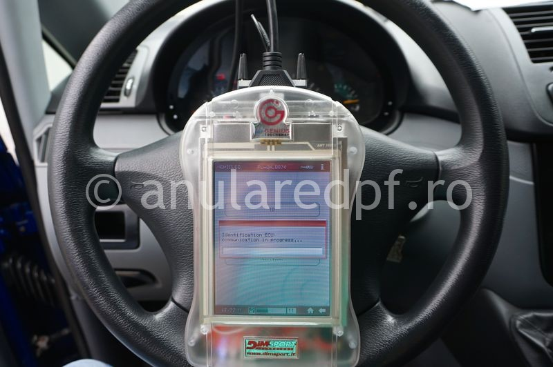 Anulare dpf Mercedes Vito - 05