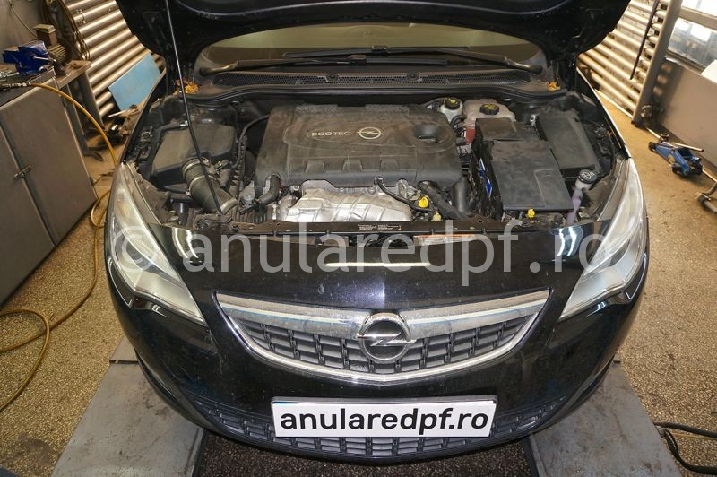 Anulare dpf Opel Astra J - 23