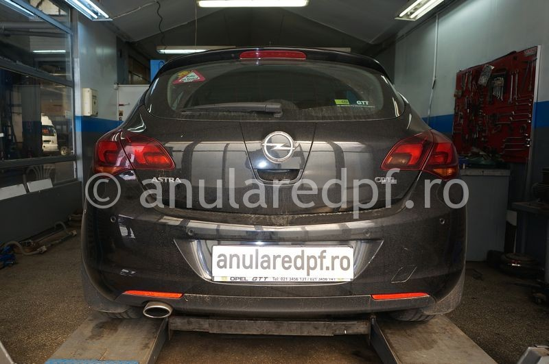 Anulare dpf Opel Astra J - 24