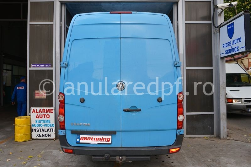 Anulare dpf VW Crafter - 63