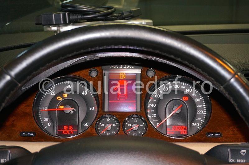 Anulare dpf Volkswagen Passat - 30