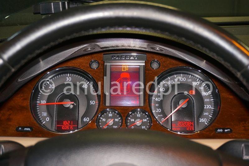 Anulare dpf Volkswagen Passat - 34