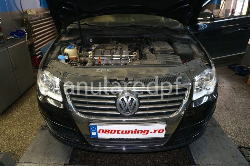 Anulare dpf Volkswagen Passat - 41