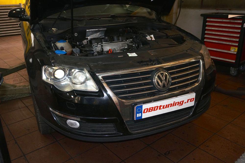 Anulare dpf Volkswagen Passat - 50