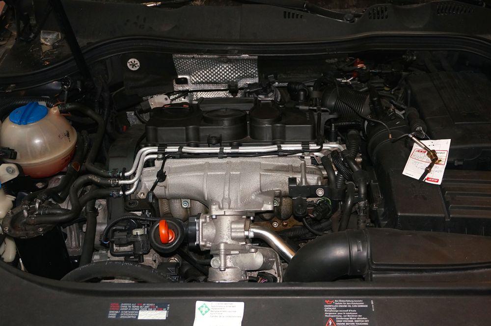 Anulare dpf Volkswagen Passat - 51