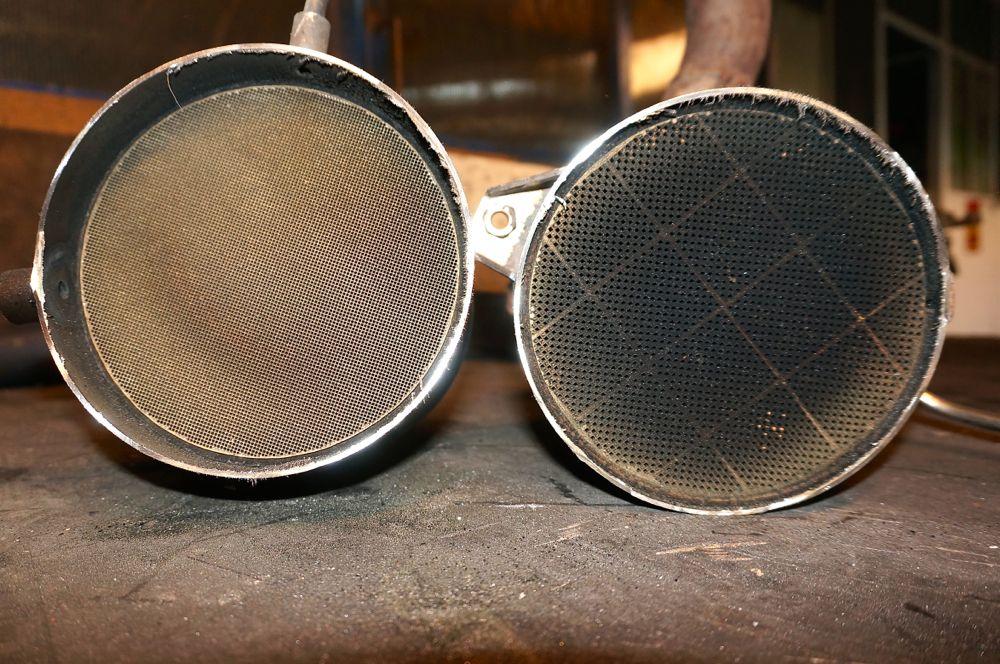 Anulare filtru de particule Ford Focus - 227