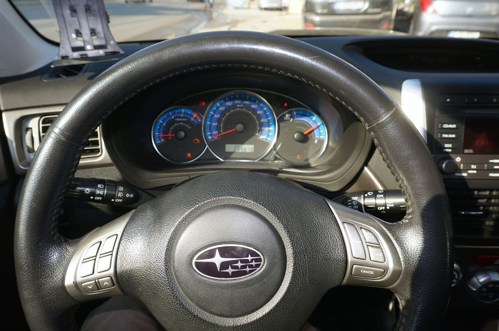 Anulare filtru de particule Subaru  - 16