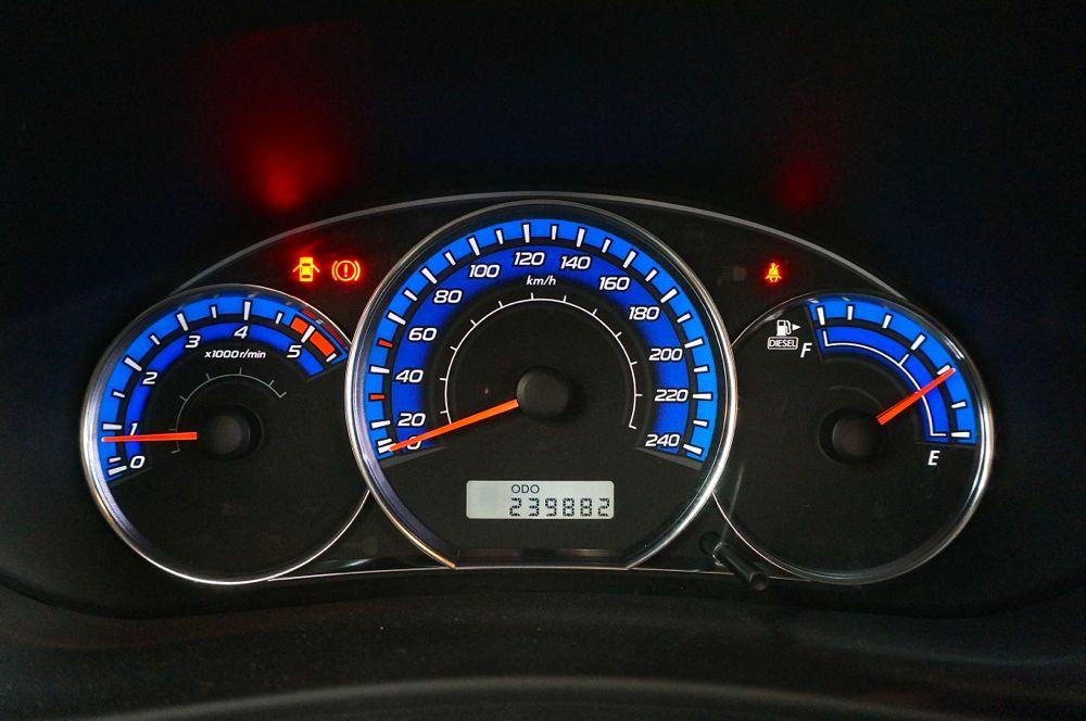 Anulare filtru de particule Subaru  - 18