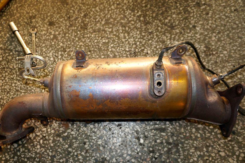 Anulare filtru de particule Subaru  - 21