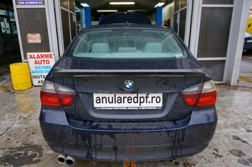 Anulare DPF BMW - 134