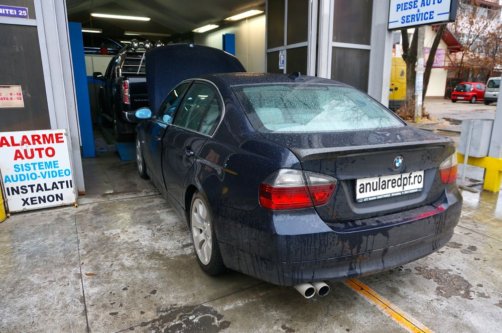 Anulare DPF BMW - 135