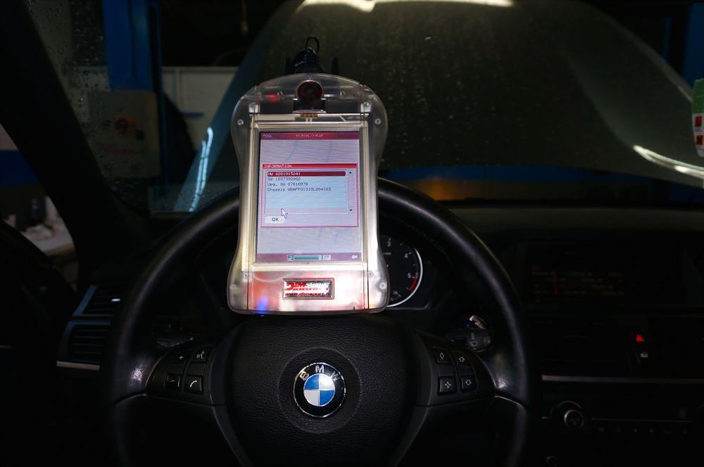 Anulare dpf BMW X5 - 03