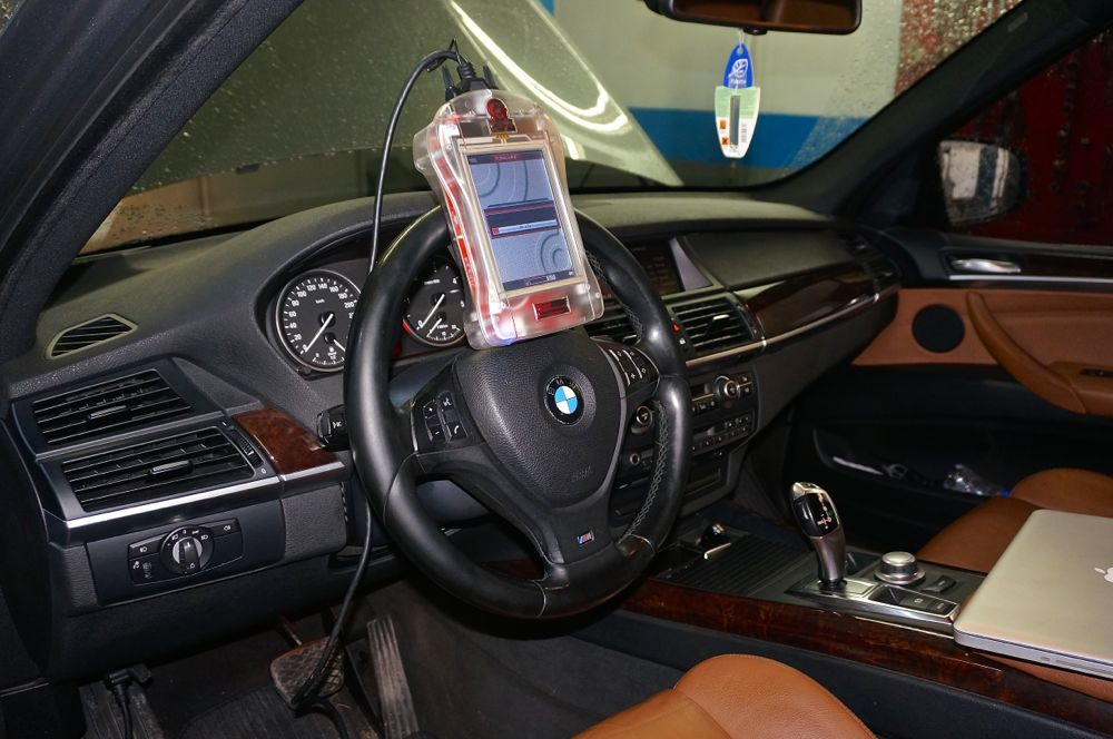 Anulare dpf BMW X5 - 04