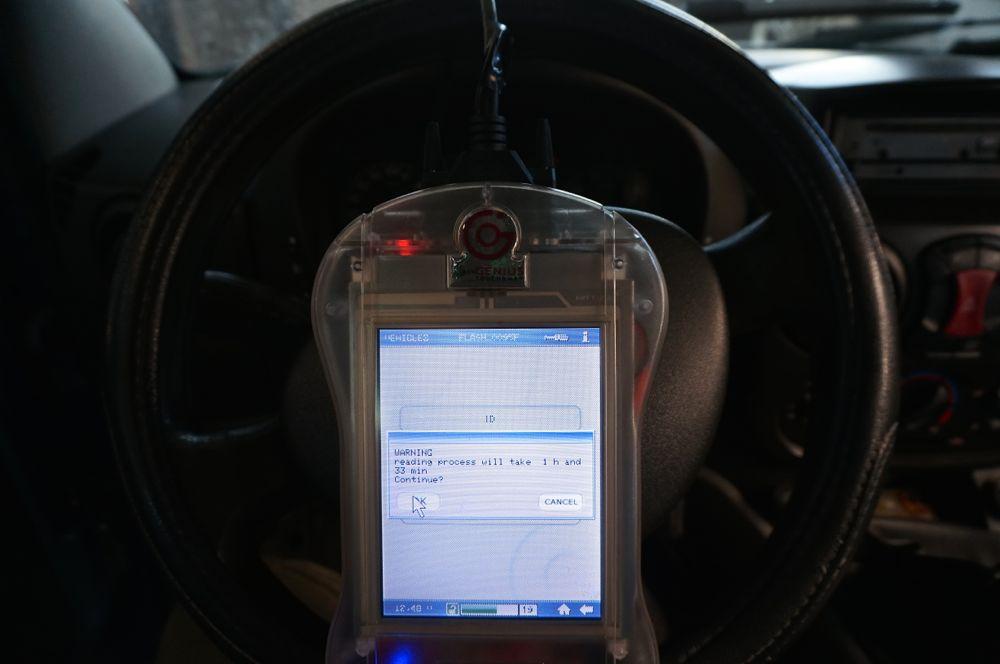 Anulare dpf Fiat Doblo - 49