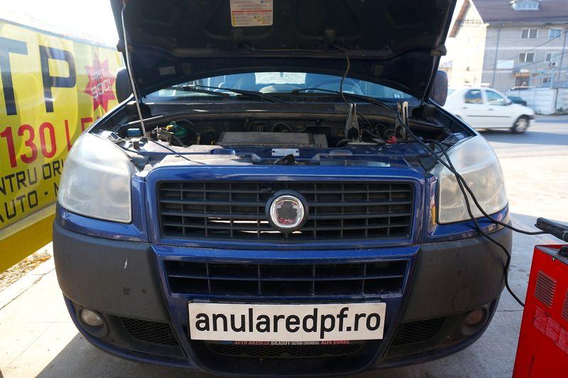 Anulare dpf Fiat Doblo - 60