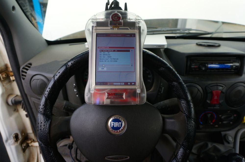 Anulare dpf Fiat Doblo - 65
