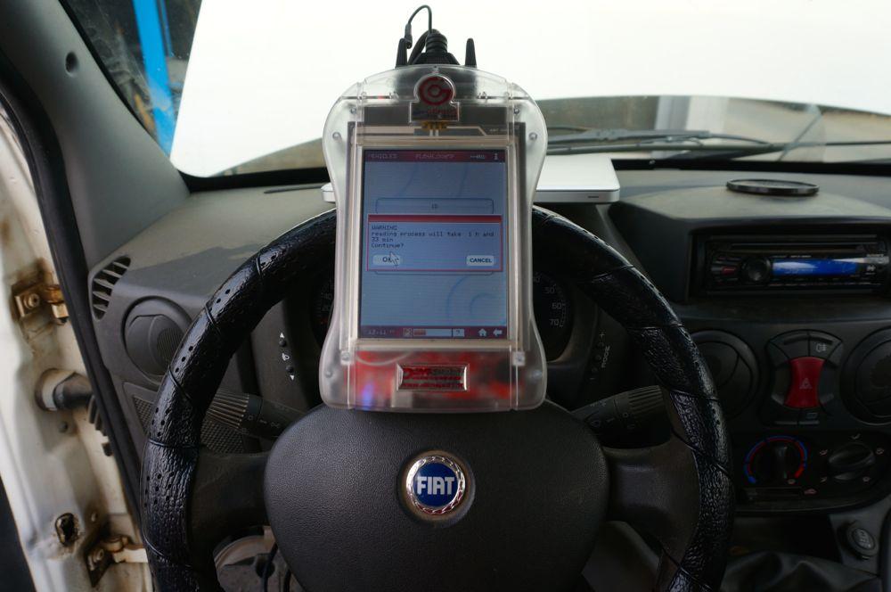Anulare dpf Fiat Doblo - 66