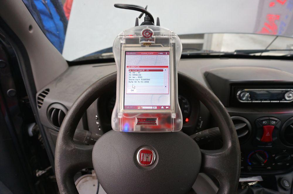 Anulare dpf Fiat Doblo - 69