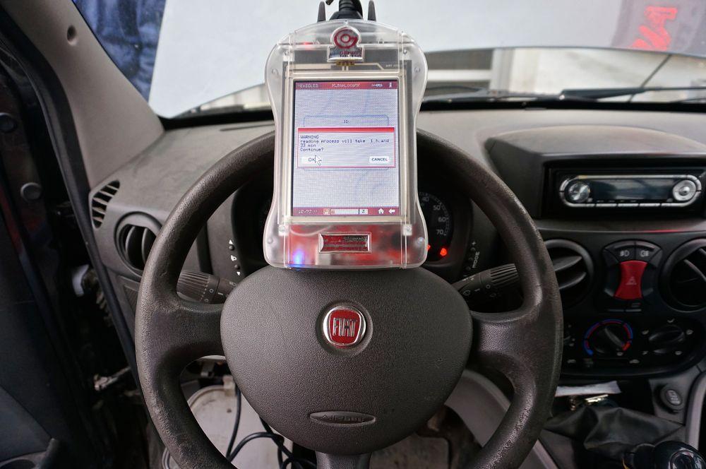 Anulare dpf Fiat Doblo - 70