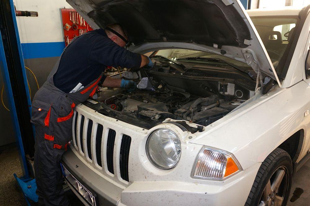 Anulare dpf Jeep Compas - 7