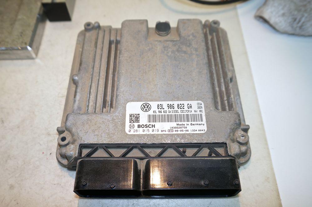 Anulare dpf Skoda Octavia vRS - 05