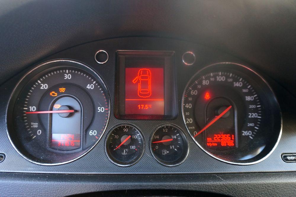Anulare dpf Volkswagen Passat - 62