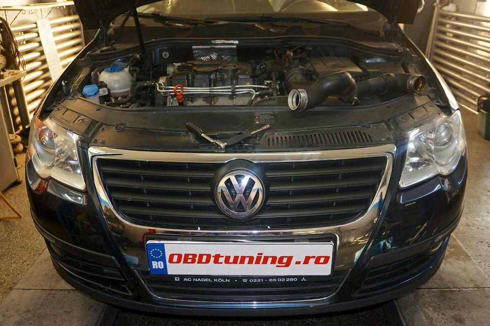 Anulare dpf Volkswagen Passat - 67