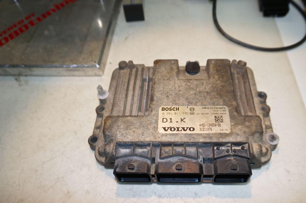 Anulare dpf Volvo C30 1.6D - 01