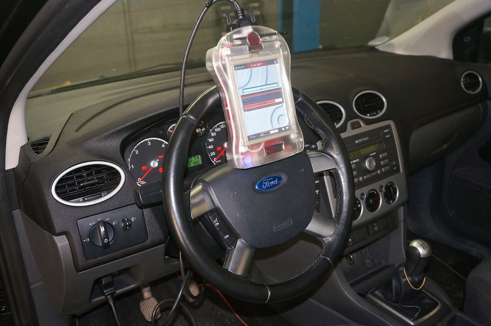 Anulare filtru de particule Ford Focus - 241