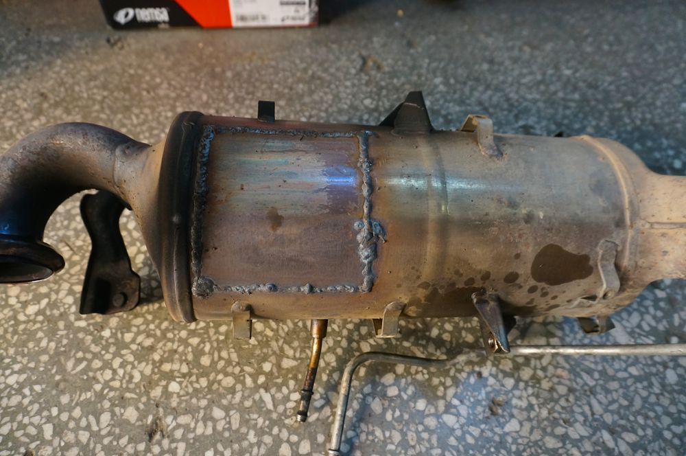 Anulare filtru de particule Ford Focus - 243