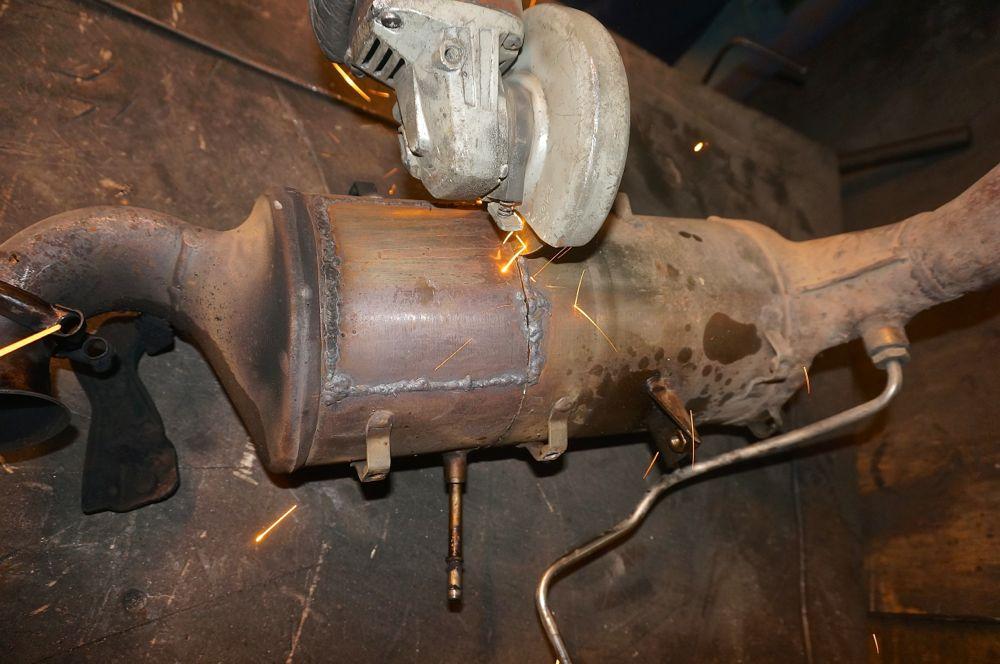 Anulare filtru de particule Ford Focus - 244