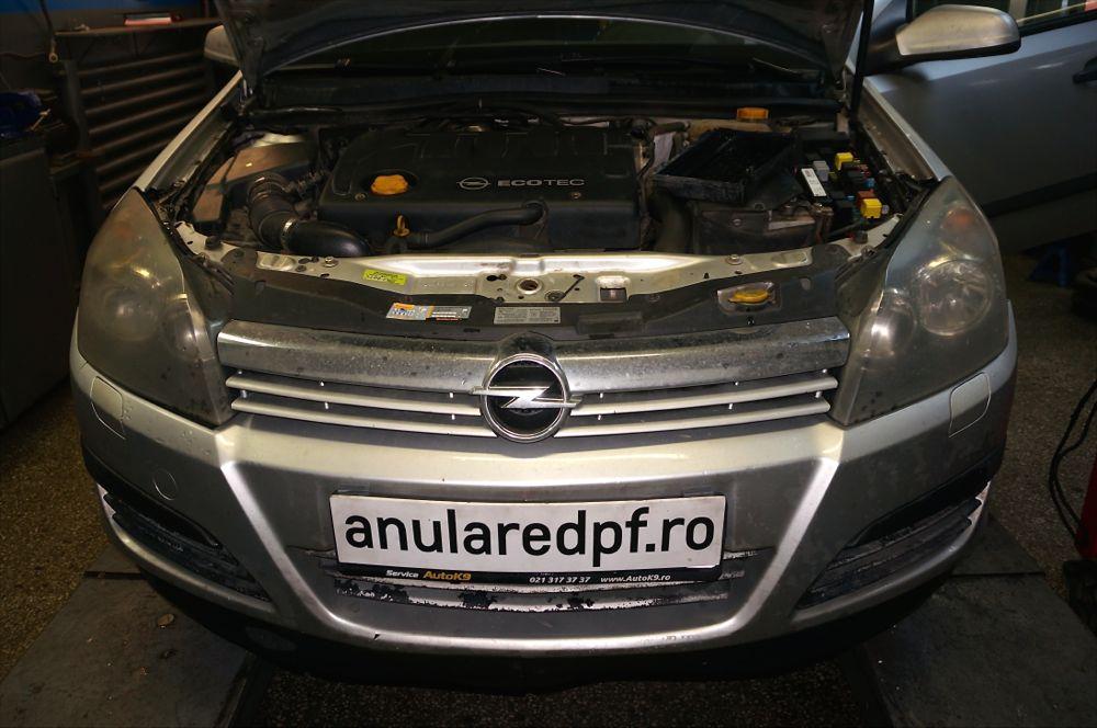 Anulare filtru de particule Opel Astra H - 44