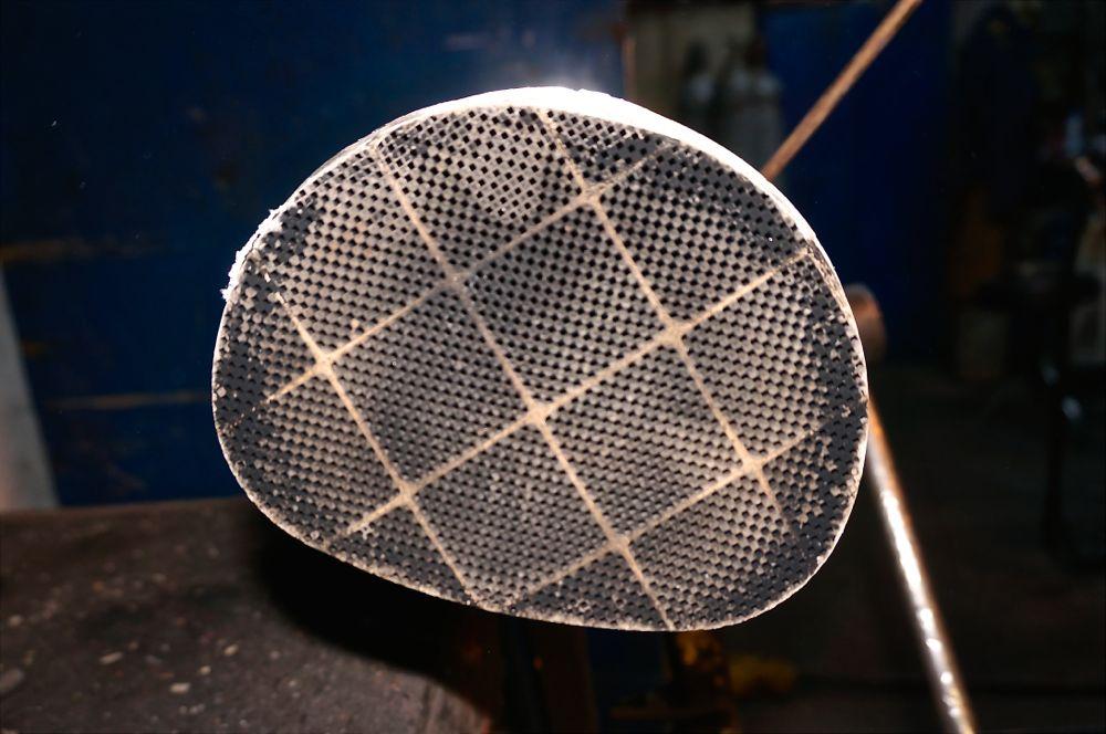 Anulare filtru de particule Opel Astra H - 46