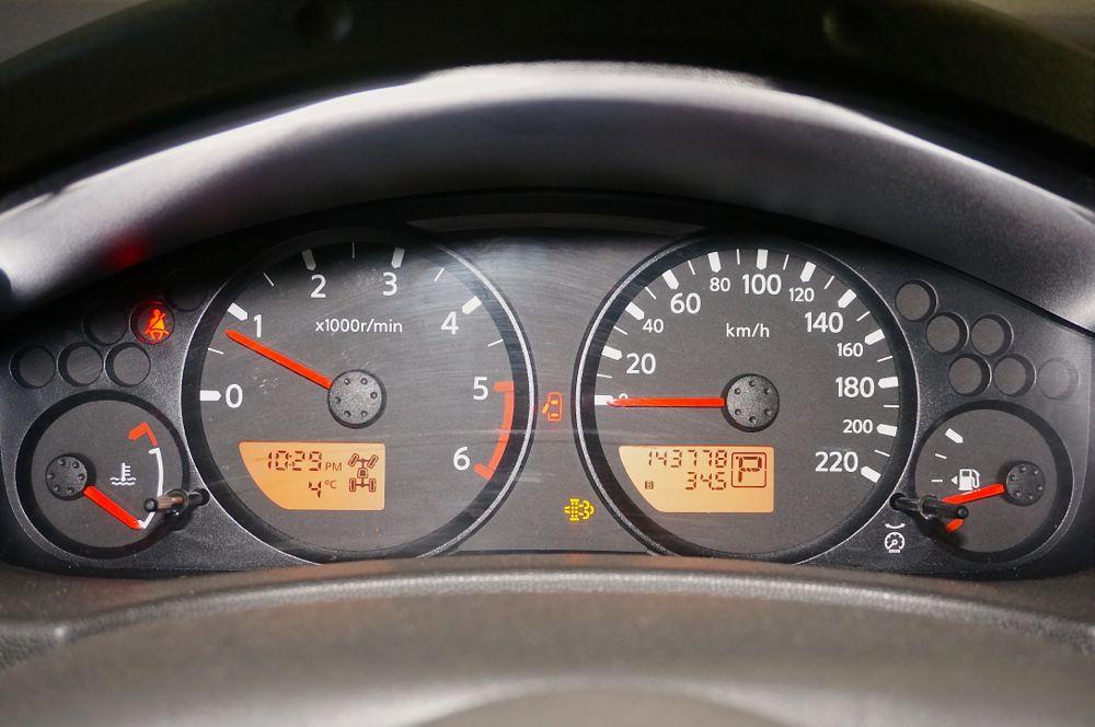 Anulare filtru particule Nissan - 2
