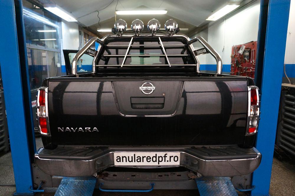 Anulare filtru particule Nissan - 4