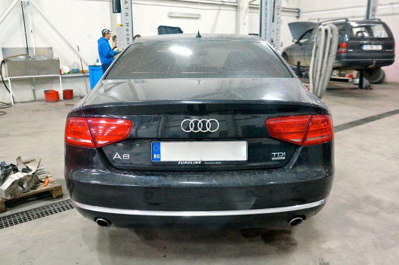 Anulare dpf Audi A8 4.2TDI - 05
