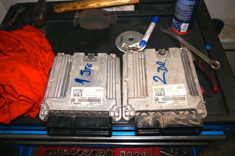 Anulare dpf Audi A8 4.2TDI - 08