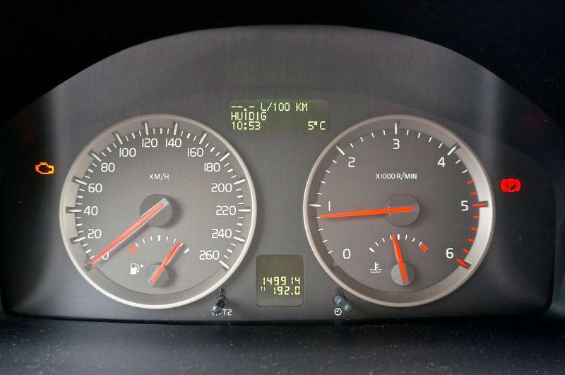 Anulare dpf Volvo S40 - 45
