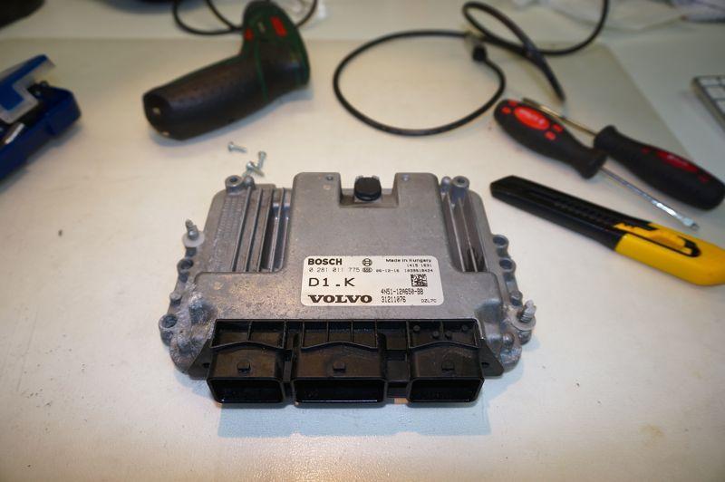 Anulare dpf Volvo S40 - 48