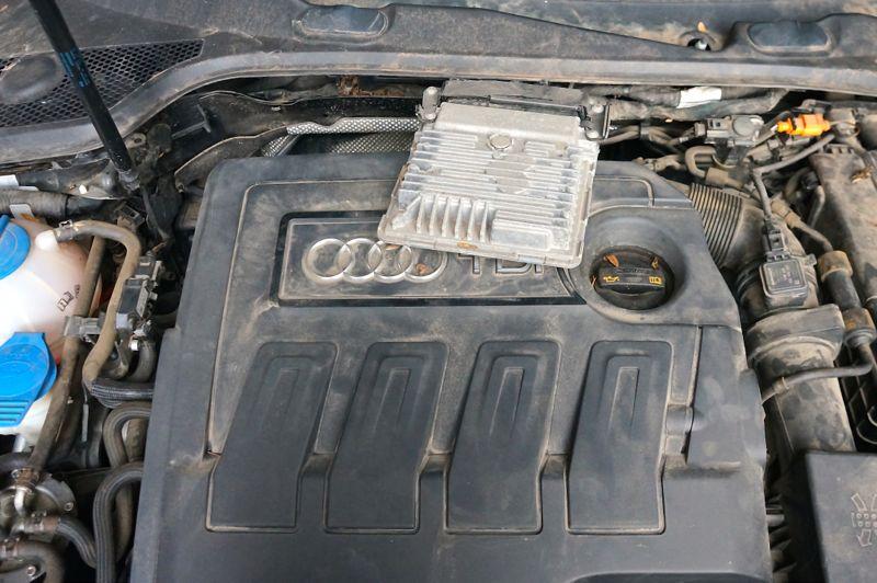 Anulare dpf si egr Audi A3 1.6TDI - 03