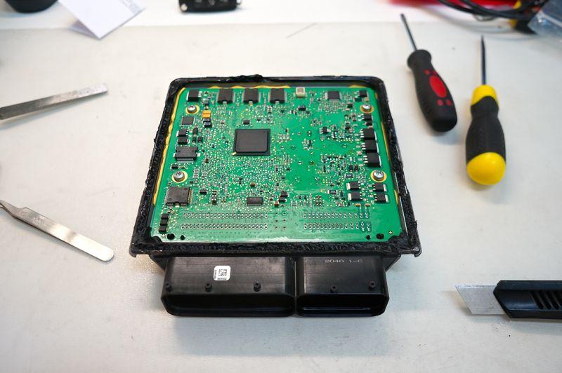 Anulare dpf si egr Audi A3 1.6TDI - 04