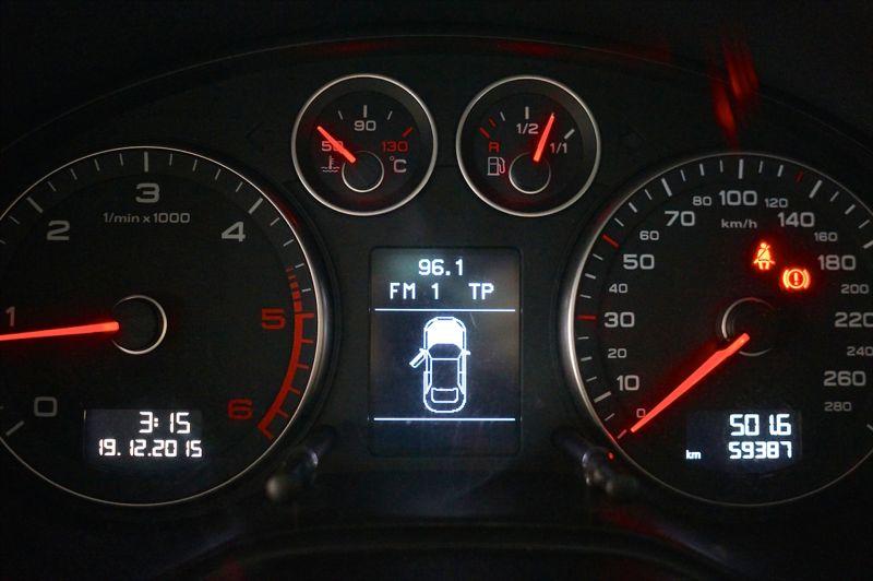 Anulare dpf si egr Audi A3 1.6TDI - 05