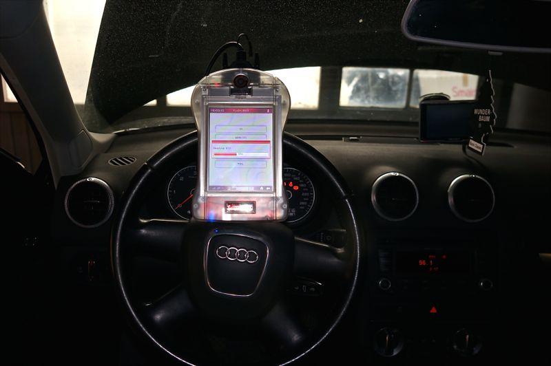Anulare dpf si egr Audi A3 1.6TDI - 07