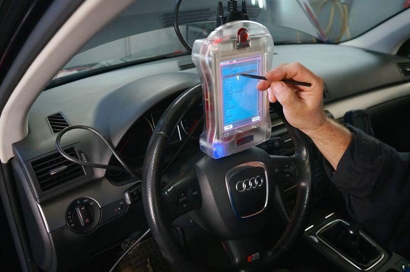 Anulare filtru de particule Audi A4 - 59