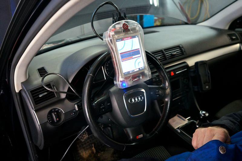 Anulare filtru de particule Audi A4 - 60