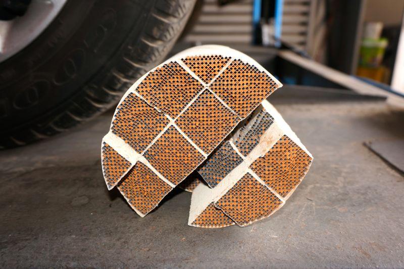 Anulare filtru de particule Ford Focus - 214