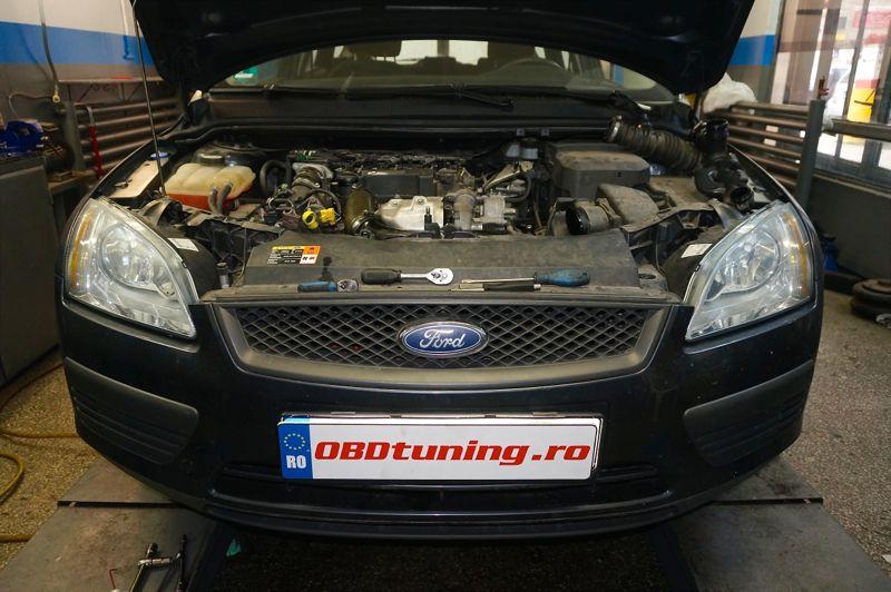 Anulare filtru de particule Ford Focus - 252