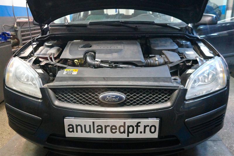 Anulare filtru de particule Ford Focus - 256